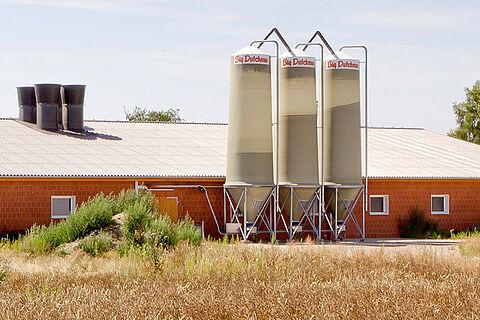 Système d'alimentation sèche EcoMatic pro