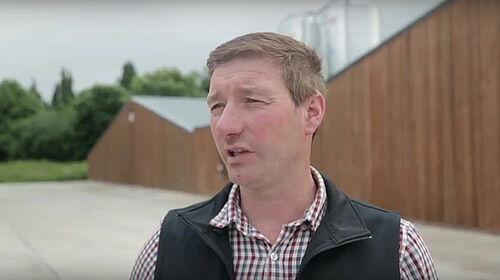 Interview du gestionnaire de l'exploitation Gordon Alexander