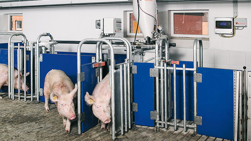 Systèmes d'alimentation et de logement: Alimentation sur commande Callmatic II