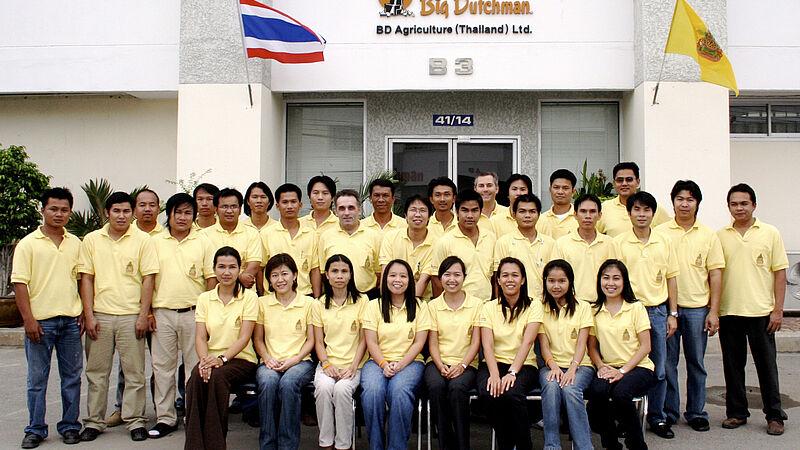 BD Agriculture Thaïlande