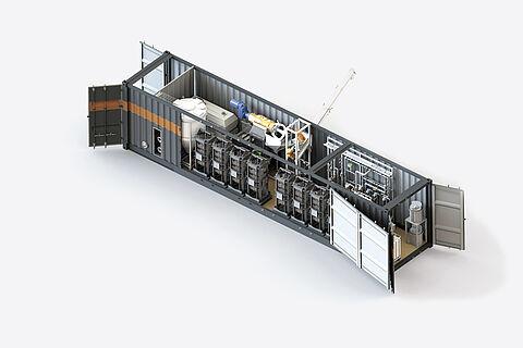 [NOUVEAU !] Système de séparation et de filtration MemFismobile