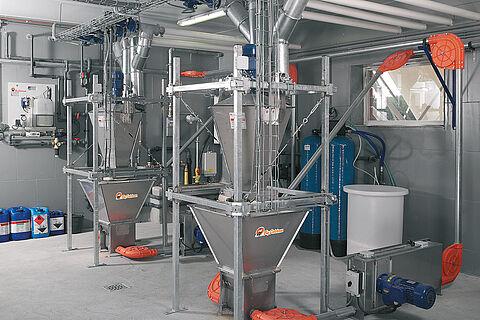Système d'alimentation sèche DryExact pro