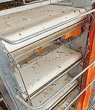 Elevage de volailles : une médaille d'argent a été attribuée pour le système de surveillance automatique de bande